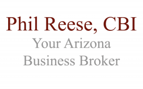 Phil Reese, Arizona Business Broker
