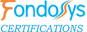 Fondossys Certifications