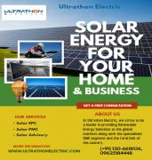 Ultrathon Electric | Solar EPC Company