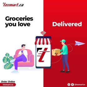 Grocery Delivery Toronto - Tezmart