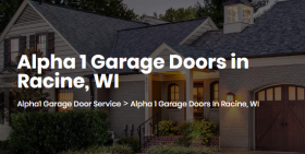 Alpha1 Garage Door Service - Racine