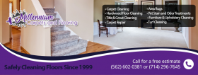 Millennium Carpets and Flooring