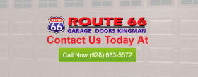 Route 66 Garage Doors Kingman