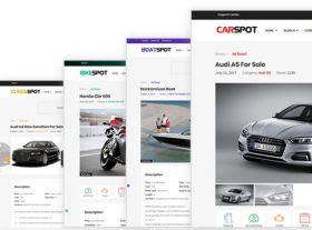 Automotive Wordpress Theme - CarSpot