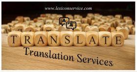 Lexicon Service