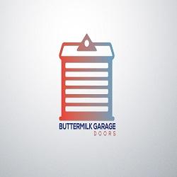 Buttermilk Garage Doors
