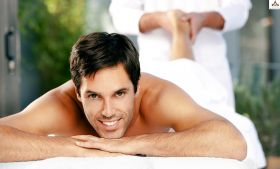 Omega Spa Body Massage Center in delhi
