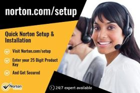 Download norton Setup