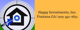 Happy Investments, Inc. Fontana CA