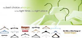 Plastic hangers in tirupur