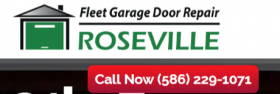 Fleet Garage Door Repair Roseville