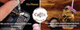 Caffix - The Tech Cafe