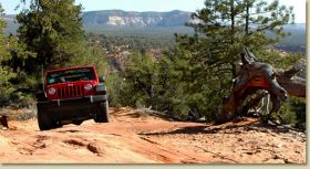 Zion Jeep Guides