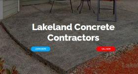 Lakeland Concrete Contractors