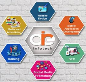 Digital Marketing Company in Ahmedabad - ARE InfoTech