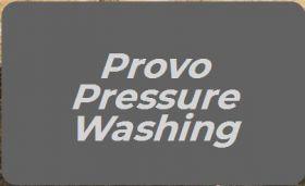 Provo Pressure Washing