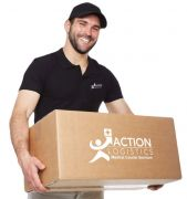 Action Logistics Medical Courier Service