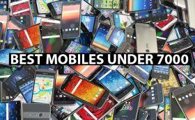 Top 10 Best Mobile Phones Under 7000 rupees