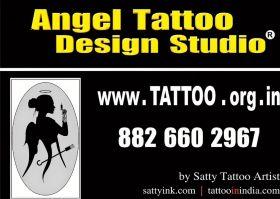 Angel Tattoo Design Studio