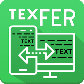 TexFer: Free Text Transfer Between Mobile Desktop