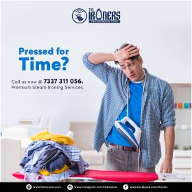 Ironers - Clothes Ironing Service Providers
