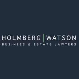 Holmberg Watson | Business Lawyer Toronto