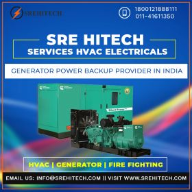 Srehitech Services  HVAC Electricals