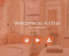 AirStar Airbnb Clone Script