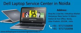 Dell Laptop Service Center in Noida