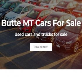 Butte MT Cars For Sale