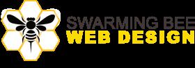 Swarming Bee Web Design