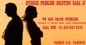 Divorce Problem Solution Baba Ji - Astrology Services
