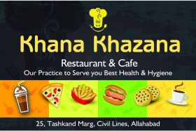 Khana Khazana Restaurant And Cafe