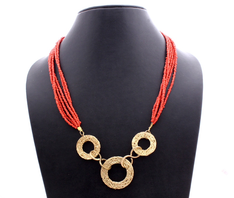 Hooped Necklace