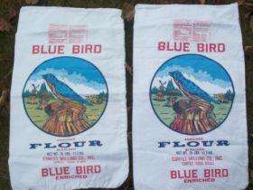 Cotton Flour Bag/ Food Packing Bag/ Storage Bag