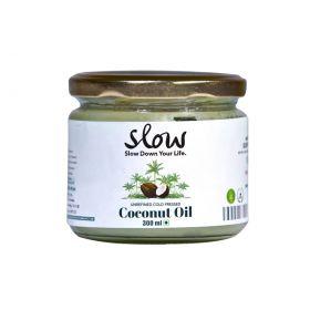 SLOW Coconut Oil
