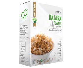 Gluten Free Bajra (Pearl Millet) Flakes (250 gm)