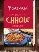 Satvam Chhole Masala