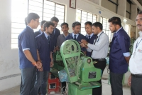 Best Mechanical Engineering College in Pune - DPES