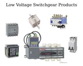 Low Voltage Switchgear Products