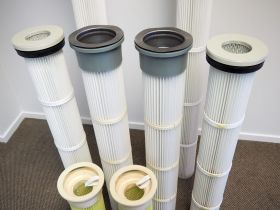 Pleated Filter Cartridge/Bag