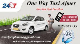 Ajmer to Delhi Taxi Service