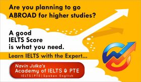 Academy Of IELTS, PTE, Spoken English in Ahmedabad