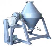 Double Cone Mixer machine