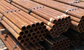 Corten Steel ASTM A423 Seamless Pipes & Tubes Expo