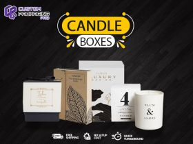 Taper Candle Boxes