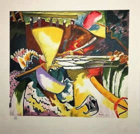 Wassily Kandinsky Art for sale