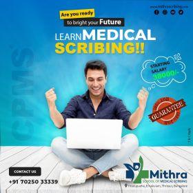 Mithra School of Medical Scribing