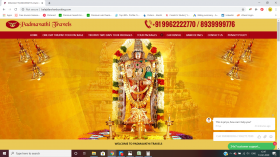 One day package from chennai to tirupati