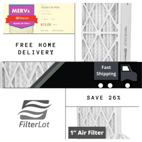 MERV 8 Filter ( 08x14x2 Air Filter)